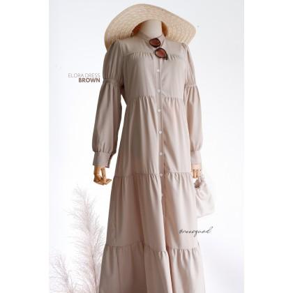 ELORA Cuff Dress